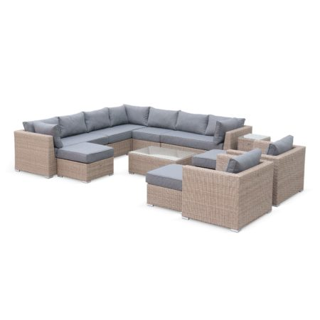 VERONA 14 Seater Outdoor Lounge